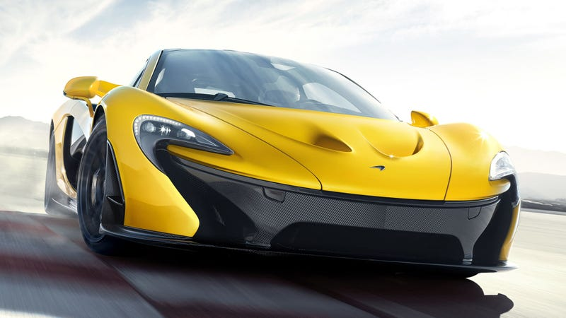 Everything You Need To Know About The $1.3 Million McLaren P1
