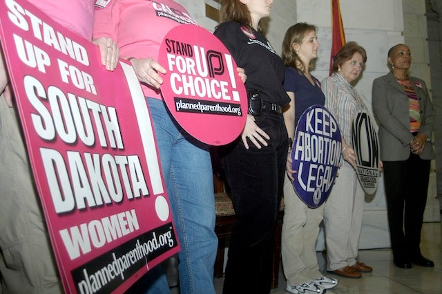 "Judge Blocks South Dakota Abortion Law, Says It ""Degrades"" Women"
