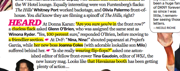 Why Are Mean Fashion People So Mean To Marie Claire's Joanna Coles?