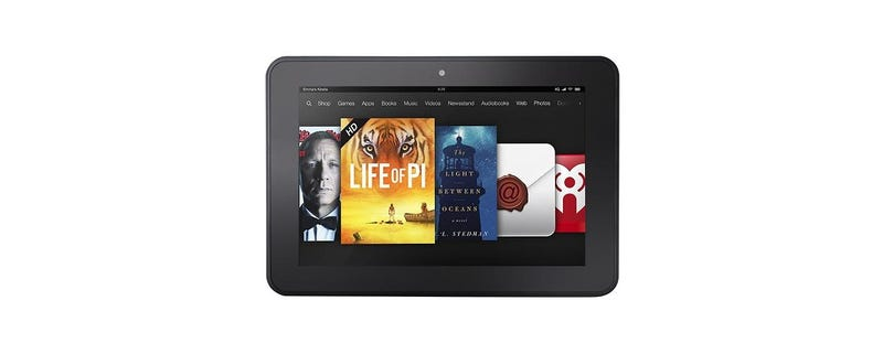 Get a 16GB Amazon Kindle Fire HD 8.9 for $220 at Best Buy
