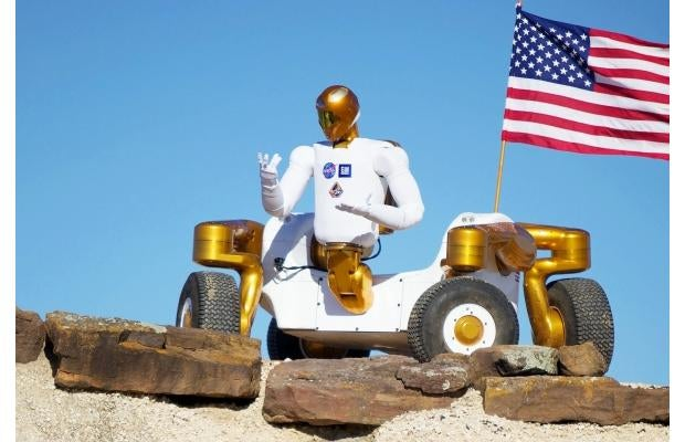 Watch the amazing trailer for Robonaut 2: The next step in space robotics