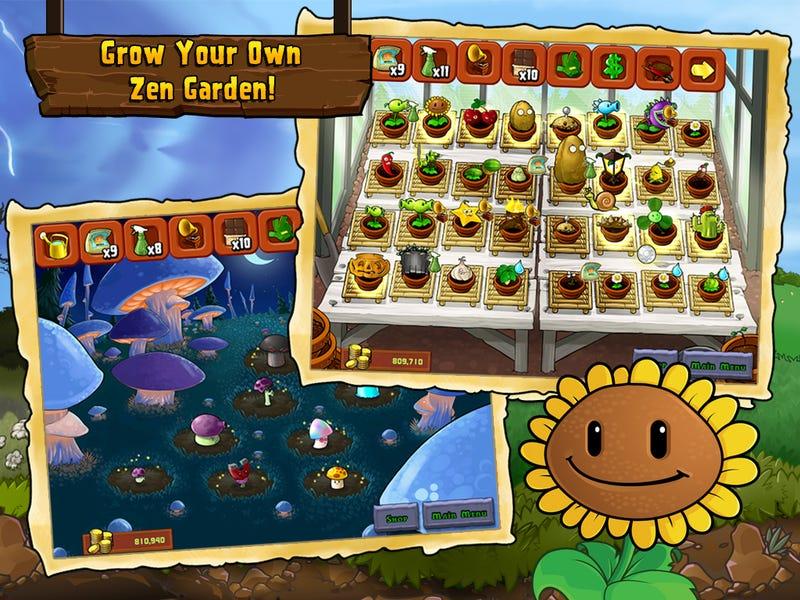 Massive Plants Vs. Zombies iPad Update Hitting Any Minute Now