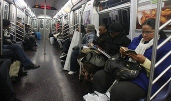 What's the Nastiest Thing You've Ever Seen on the Subway?