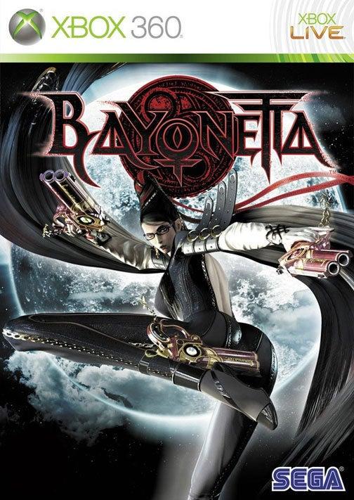 Bayonetta Box Art Has A Big Full Moon