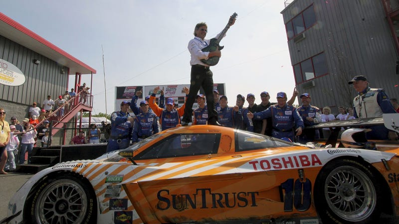 Weekend Motorsports Roundup: July 21-22, 2012