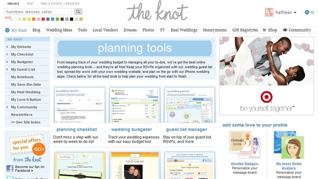 The Knot Helps You Plan Everything Related to Your Wedding