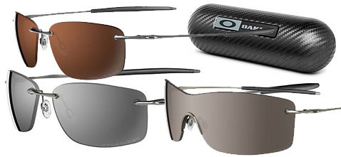 Oakley Nanowire Sunglasses Have Magical Qualities But Aren't Rose-Colored