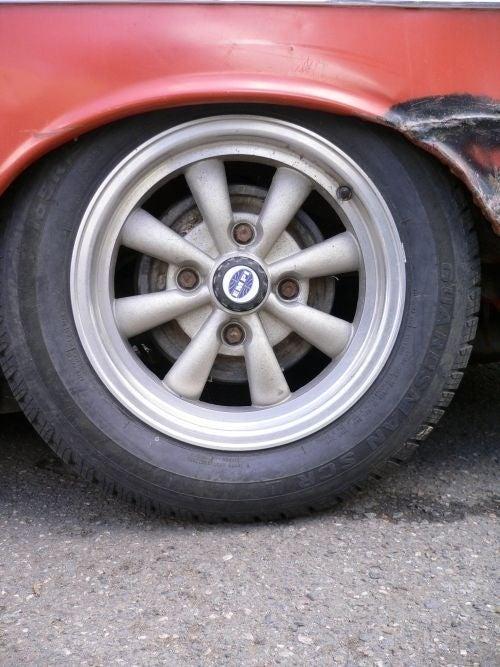1972 Volkswagen Type 3 Fastback