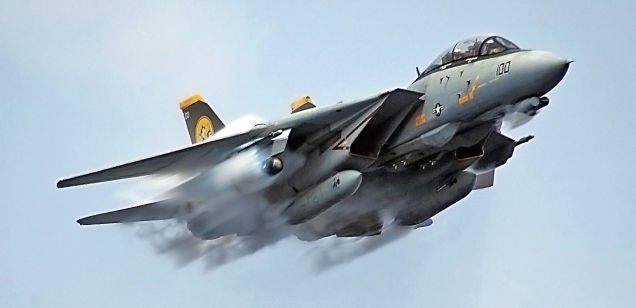 An Elite F-14 Airman Explains Why The Tomcat Was So Important