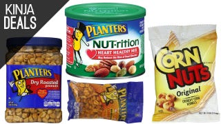 Save An Extra 30% on Planters Nuts