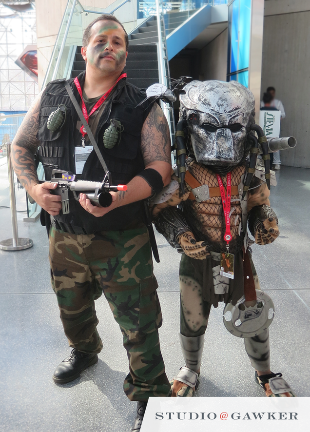 Relive NYCC '13 weekend with these amazing fan photos