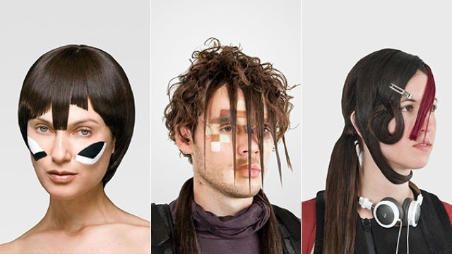 Fashion that will hide you from face-recognition technology