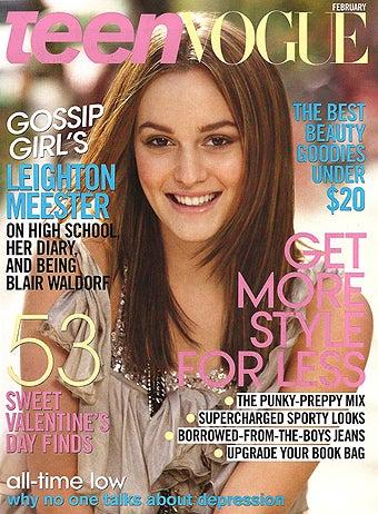 What Recession? Teen Vogue Readers Need An Allowance