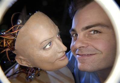 The Scariest Killer Robots Look Like Dead People