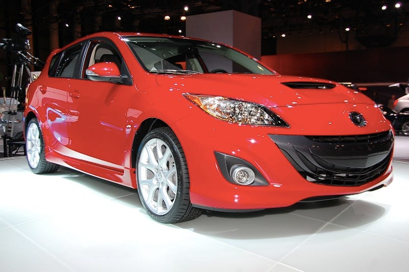 2010 Mazdaspeed3: Sleeper No More