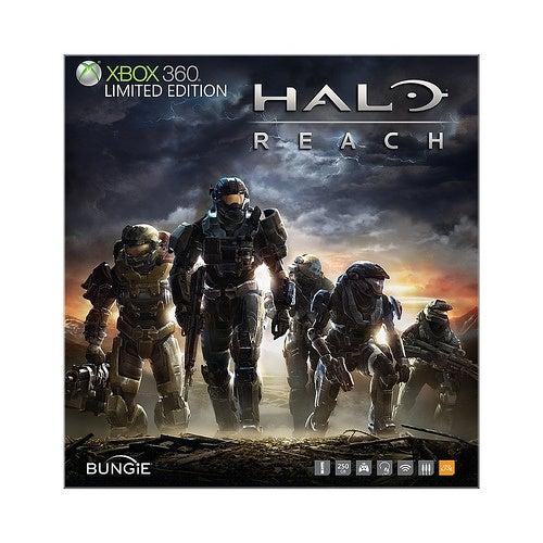 Halo Reach Bundle Shots