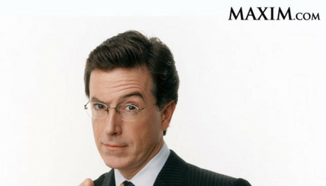 Stephen Colbert is the 69th Hottest Woman in America