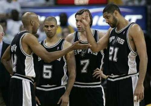 Spurs And Lakers Ready For Playoff Battle ... Again