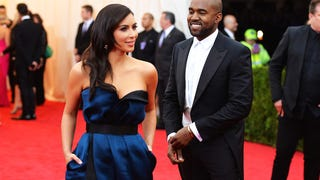 Here's Kim and Kanye's Awfully Awkward Wedding Dance