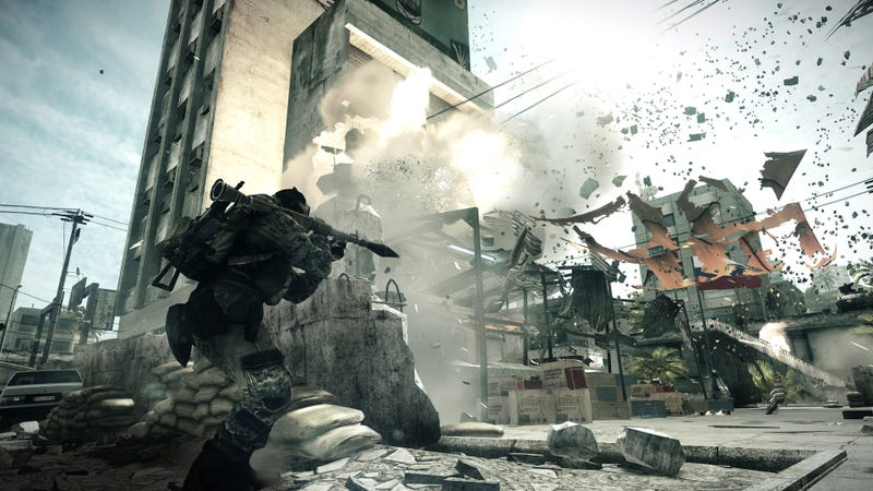 """These Screens Show Off Battlefield 3's """"Back to Karkand"""" Expansion"""