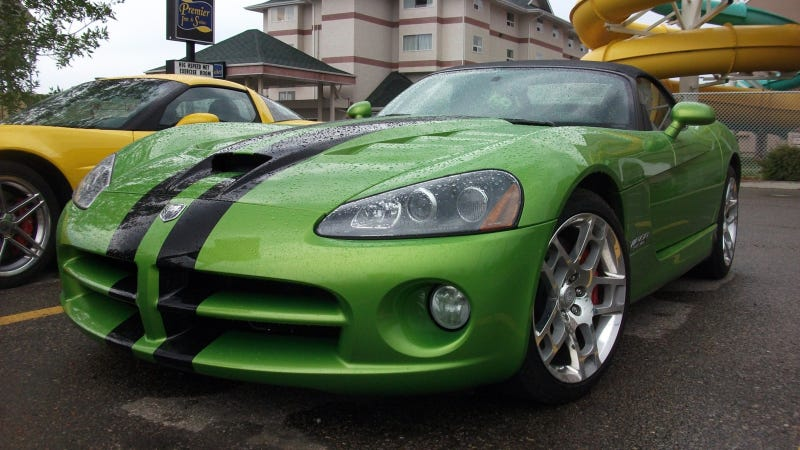 Older Vipers Recalled Because Airbag Might Punch Driver In Face