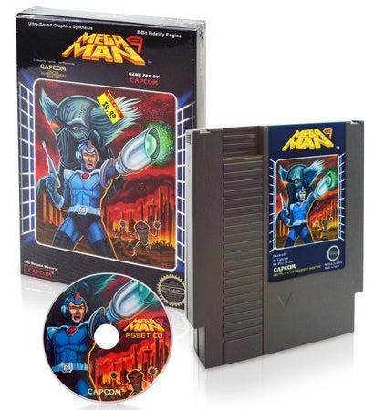 Mega Man 9 Press Kit Goes For $750 on eBay