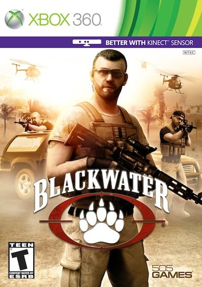 As Corporate Propaganda, the Blackwater Video Game Shoots Blanks