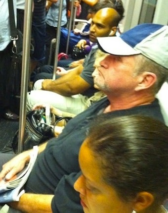 Man's Twitpic Helps Apprehend Subway Flasher