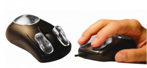 PADandCLICK Gel Pads Stick to Your Mouse for More Comfortable Clicking