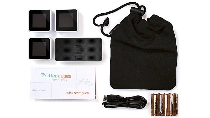 Sifteo Game Cubes Now Freed From Their Laptop Shackles