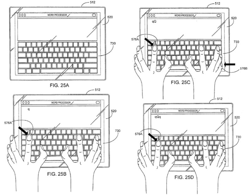 How Will We Type on the Apple Tablet?