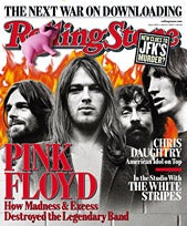 Hey Dad, Your 'Rolling Stone' Came!