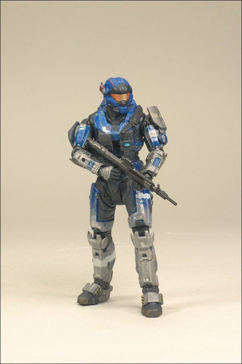 These Halo: Reach Figures Don't Know The Battle Is Already Lost