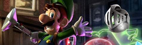 15 Minutes with Luigi's Mansion: Dark Moon single player