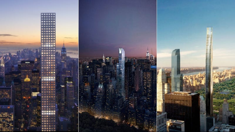 This $100+ Million Penthouse Will Be NYC's Priciest Apartment Ever
