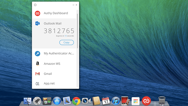 Authy Brings Two-Factor Authentication to Your PC, No Need for a Phone