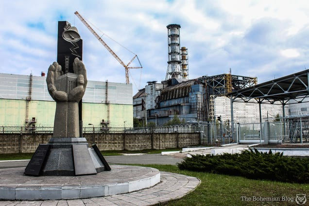 The Myth of an Untouched Chernobyl