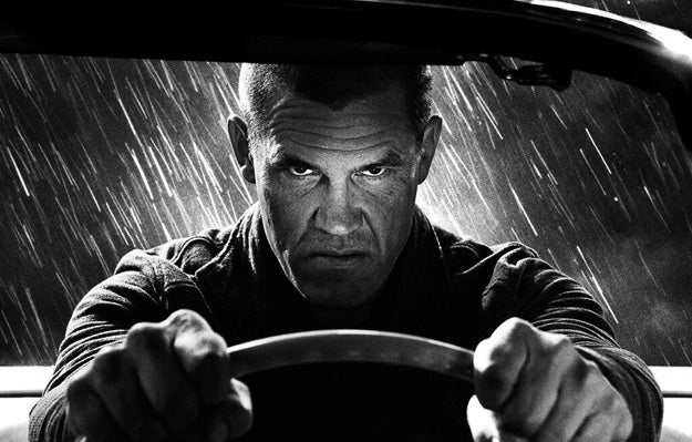 First Look at Josh Brolin in Sin City: A Dame to Kill For