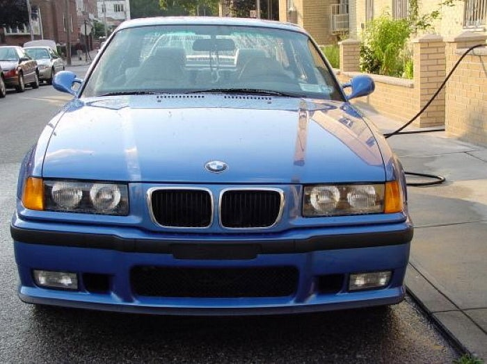 For $35,000, Who Could Drive an M3 Only 2,977 Miles?