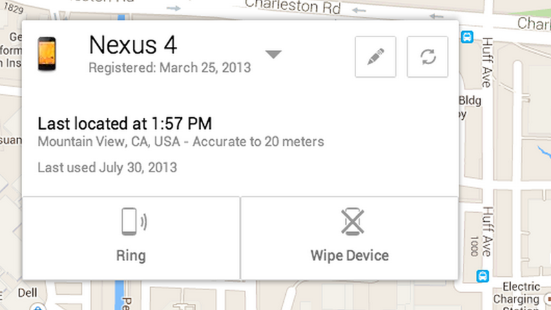Lost Your Android Phone? Android Device Manager Will Find It For You