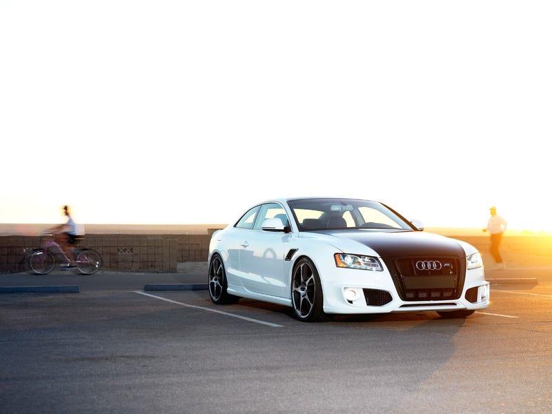 ABT Audi AS5-R Lays Down 510 HP