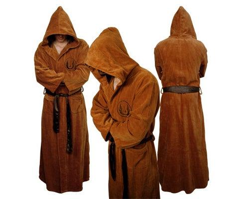 Star Wars Bath Robes Are More Jawa than Jedi