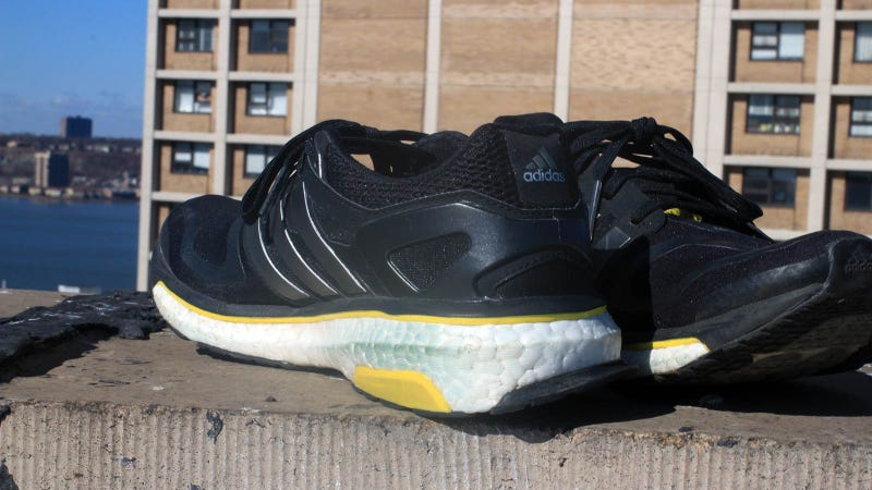 Adidas Energy Boost Running Shoes Review: For Once, New Shoes That Live Up to the Hype