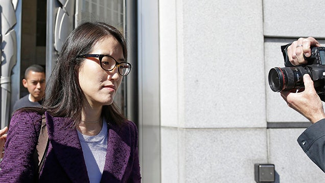 The Rise and Fall of Ellen Pao: Timeline of a Reddit Tantrum