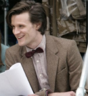 The New Doctor Who Look Is In