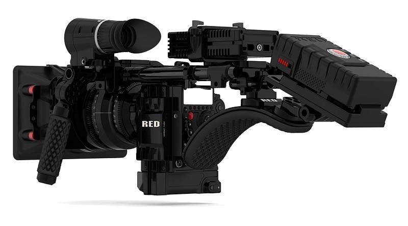 RED Unloads Modular Cameras, a DSLR, 3D and 28k
