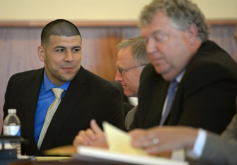 Aaron Hernandez Seeks Patriots Medical Records As Potential Evidence