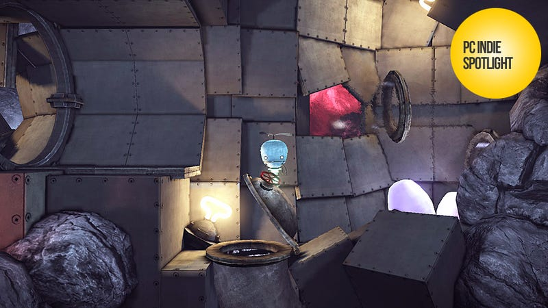 This Charming Indie Puzzler Isn't Mechanical At All. It's Unmechanical.