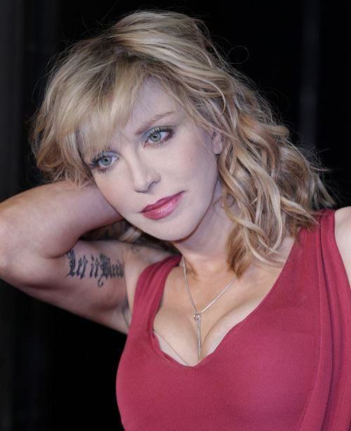 Courtney Love Is Off Her Meds