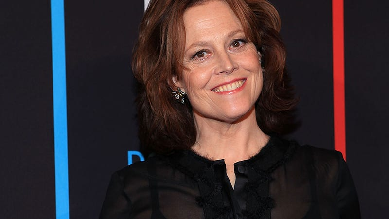 Sigourney Weaver: We Need Women in Washington ASAP